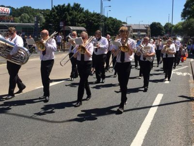 Brighouse Gala Procession