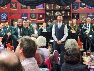 Glossop Old band Club