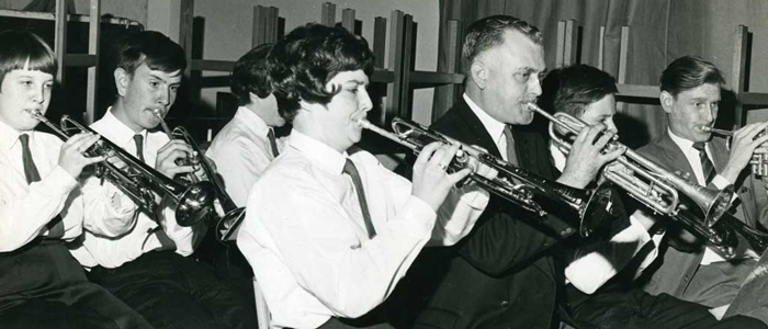 Band Practice 1966