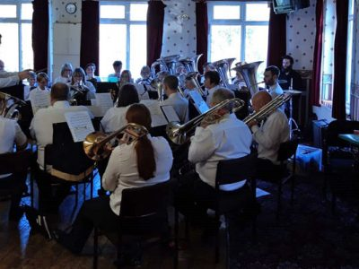 Marsden band club