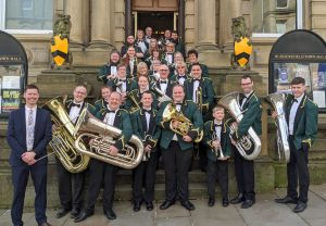 Huddersfield and Ripponden Band 2020